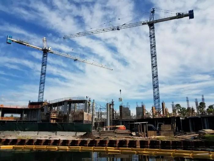 Coronado Springs Construction