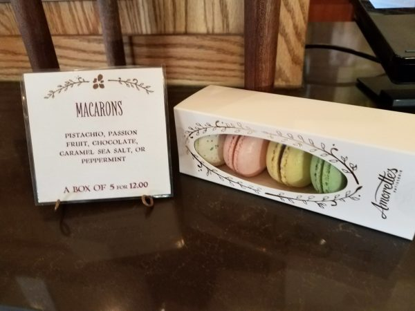 Peppermint Macaron At Amorette's Patisserie Is The Perfect Holiday Snack 2