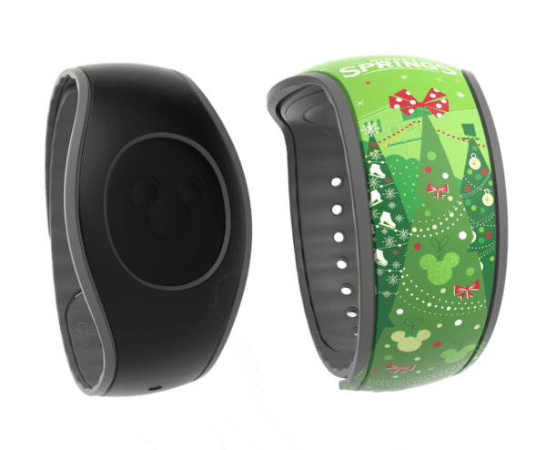 Solid Black MagicBand