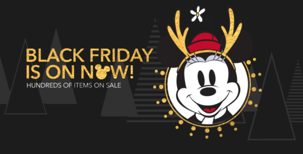 shopDisney Black Friday sale