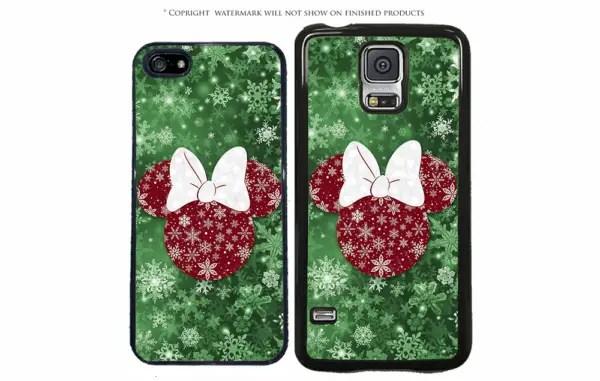 Christmas Disney Phone Cases