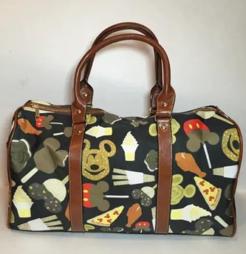 Disney Snacks Weekender Bag
