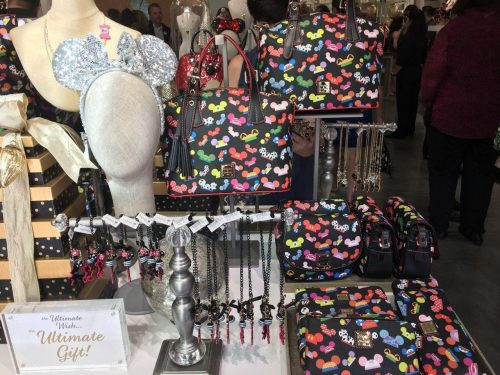 9773b2c1a You'll find lots of cherished Disney accessories as well, including  sparkling Minnie Ear headbands.
