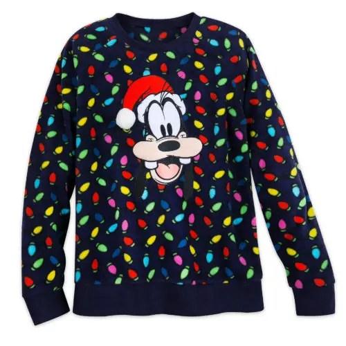 Goofy Ugly Sweater Fleece