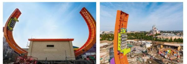 Disney Toy Story Land in Shanghai Disney will Officially Open on April 26 2