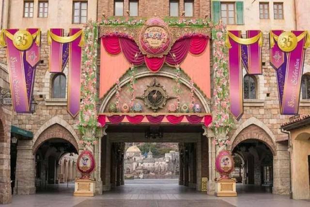 Tokyo DisneySea Park Celebrates With 'Disney's Easter' Special Event 1