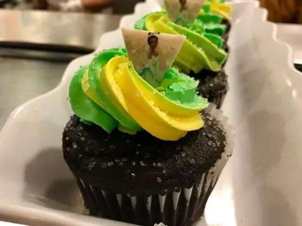 Tiana Cupcake Port Orleans Riverside