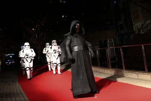 The Last Jedi Fan Event