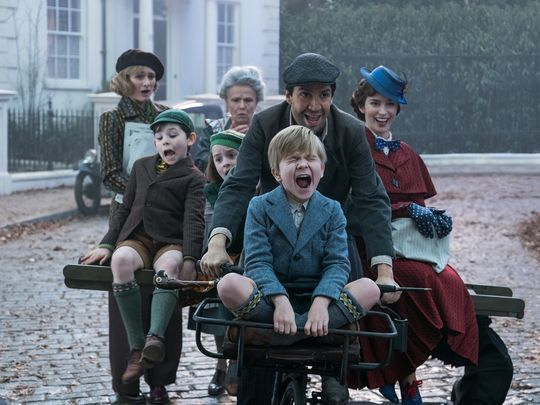 'Mary Poppins Returns' Made the 10 Most Must-See Films of 2018 List 1