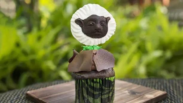 Tamarin cupcake