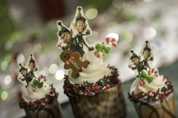 Disney World cupcakes