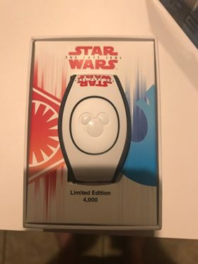 Star Wars MagicBands
