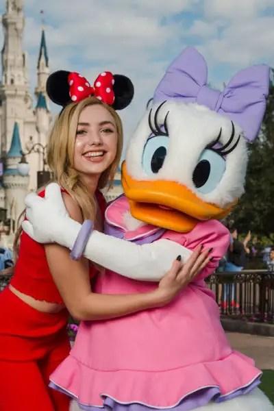Disney World Celebrity
