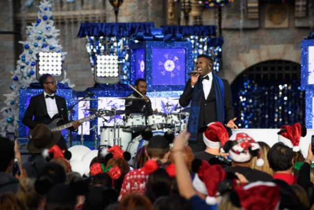 'Disney Parks Magical Christmas Celebration' Airs Christmas Morning With Celebrity Performances 6
