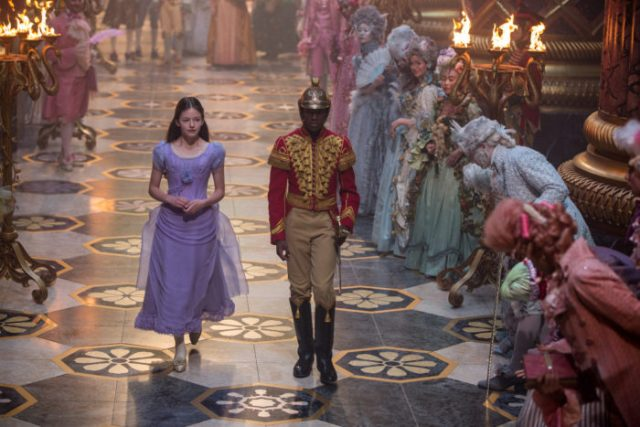 Disney Has Released New Trailer And Images For 'The Nutcracker and the Four Realms' 3