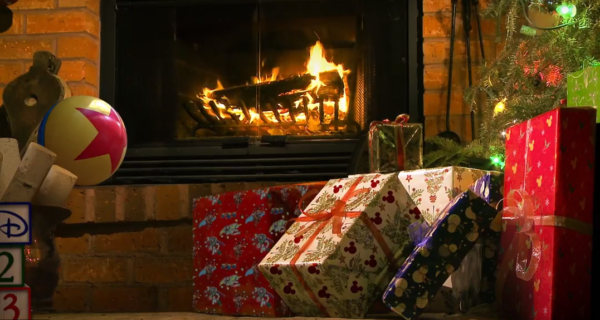 Warm Up the Holidays with D23's Toy Story Yule Log on YouTube