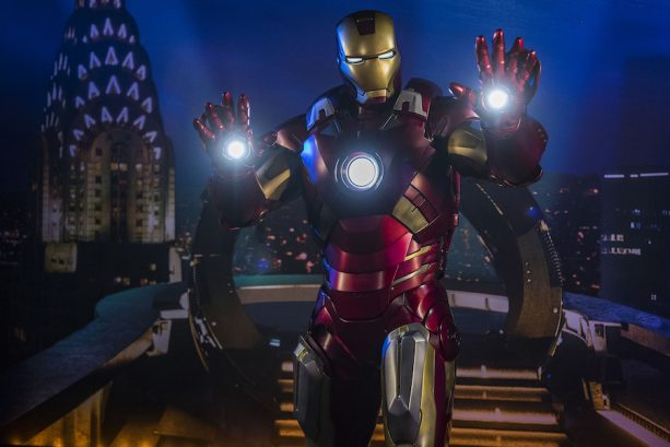 Star-Lord, Gamora, Groot, and Iron Man Make First Official Appearance During Marvel Day at Sea 2