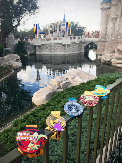 Celebrating 10 Years of the Disney Princess Half Marathon Weekend with Medal Reveals 1