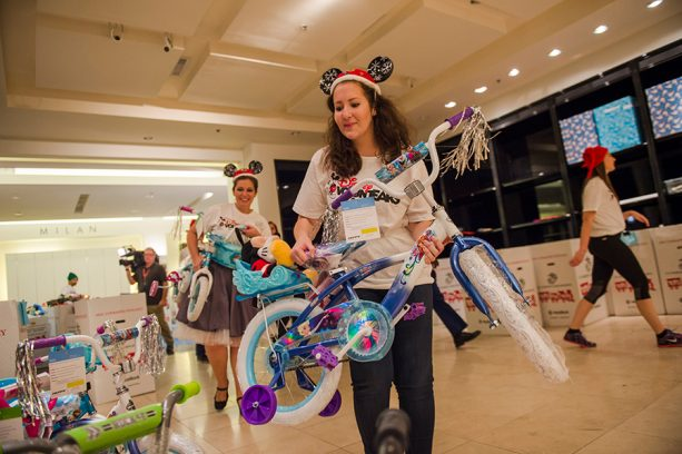 More Than 25,000 Toys Donated By Disney Cast Members To Toys For Tots Program 1