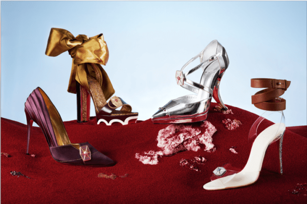 Christian Louboutin Unveils Collaboration with Disney and Lucasfilm for Star Wars: The Last Jedi 1