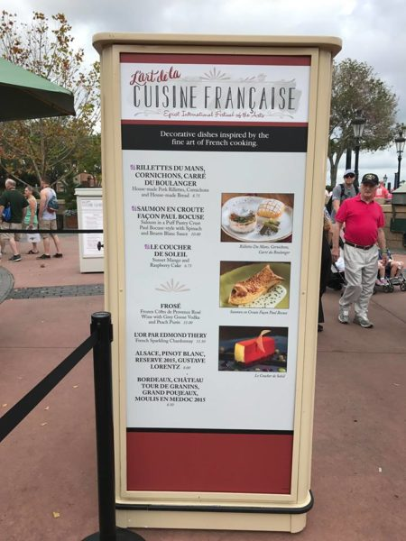 PHOTOS: 2018 Epcot International Festival of the Arts Booths, Menus and Food 64