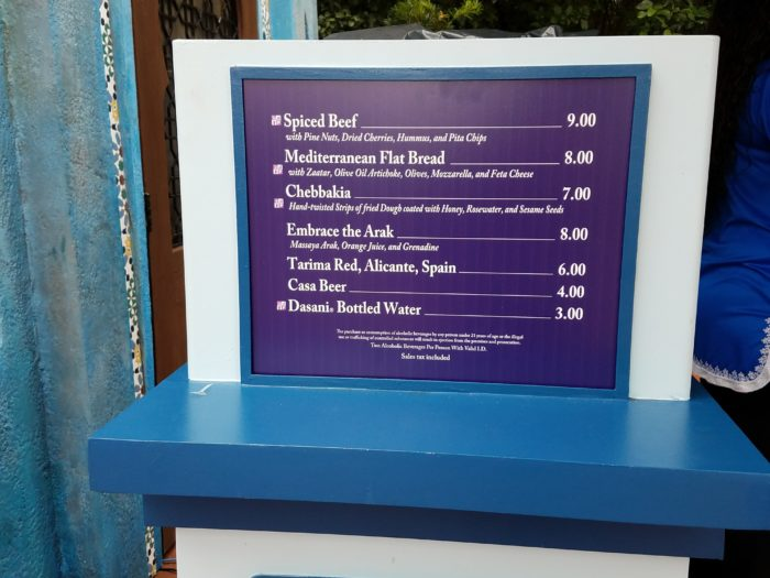 PHOTOS: 2018 Epcot International Festival of the Arts Booths, Menus and Food 58