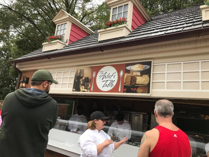 PHOTOS: 2018 Epcot International Festival of the Arts Booths, Menus and Food 33