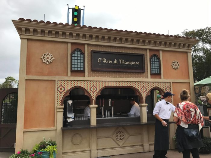 PHOTOS: 2018 Epcot International Festival of the Arts Booths, Menus and Food 31