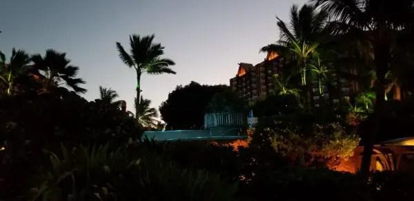 Sunrise Walking Tour of Disney's Aulani Resort & Spa 21