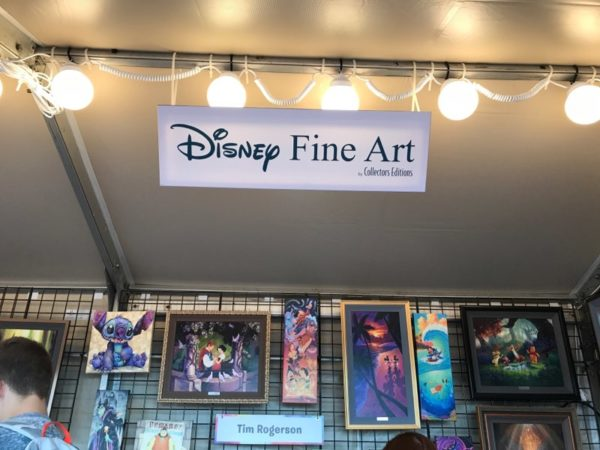 The Art and Decorations of Epcot's International Festival of the Arts 26