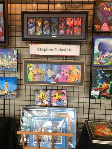 The Art and Decorations of Epcot's International Festival of the Arts 29