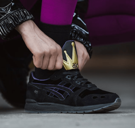 Mirror Mirror, These Snow White ASICS Sneakers are the Fairest in the Land 1