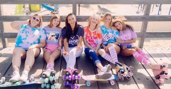 Barbie x Love Tribe
