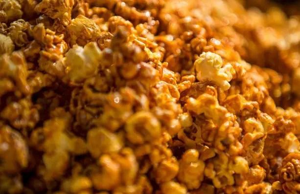 Disney Popcorn