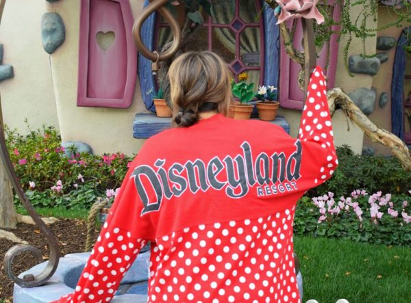 Minnie Mouse Spirit Jersey