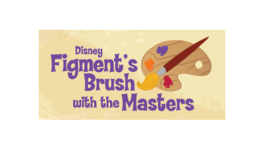 Figment's Brush with the Masters 2018 Scavenger Hunt