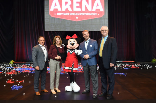 The Opening of The Arena at ESPN Wide World of Sports Complex 3