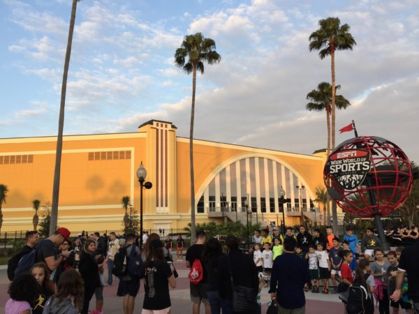 The Opening of The Arena at ESPN Wide World of Sports Complex 2