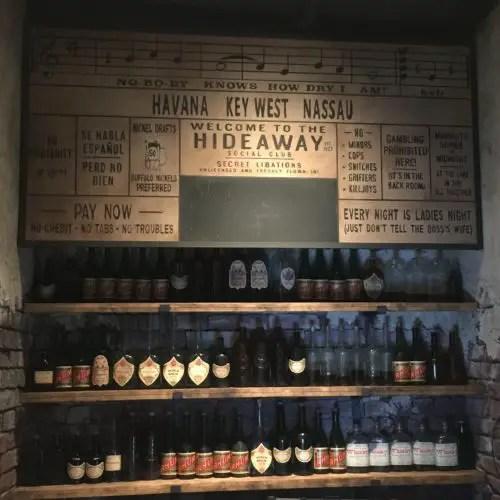 New: Enzo's Hideaway Tunnel Bar at Disney Springs 4