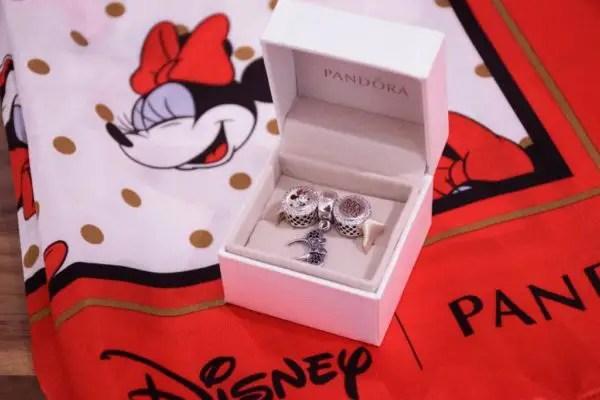 Minnie Mouse Pandora Charm Set