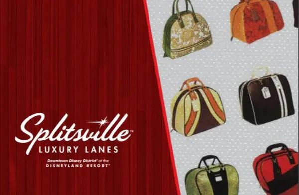 The Menu for Splitsville Luxury Lanes at the Disneyland Resort Has Been Revealed! 1