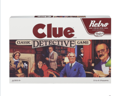 Maximum Effort Clue Fox