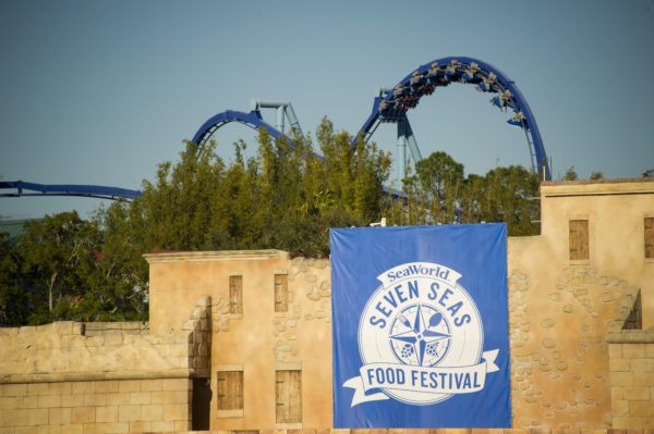 Seven Seas Food Festival Returns to SeaWorld Orlando February 17th. 1