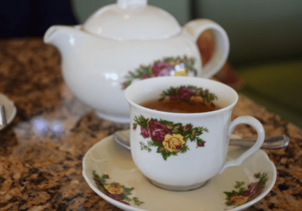 Enjoy Afternoon Tea Time at Disney's Grand Floridian Resort & Spa 1