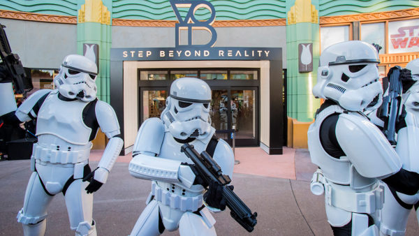 Now Open! Star Wars: Secrets of the Empire by ILMxLAB and The VOID at Downtown Disney District at Disneyland 1