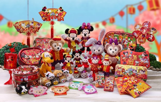 Chinese New Year Celebration Kicks Off Spectacular Year At Hong Kong Disneyland Resort 4