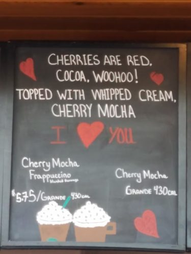 Treat Your Valentine to This Limited Edition Drink from the Starbucks in Disney Springs 1