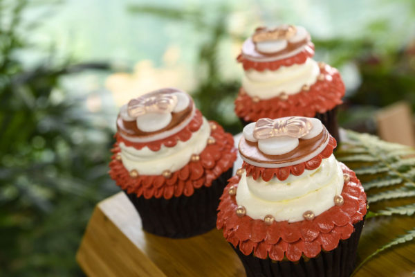 Your Guide to All the Rose Gold Cupcakes at Walt Disney World 2