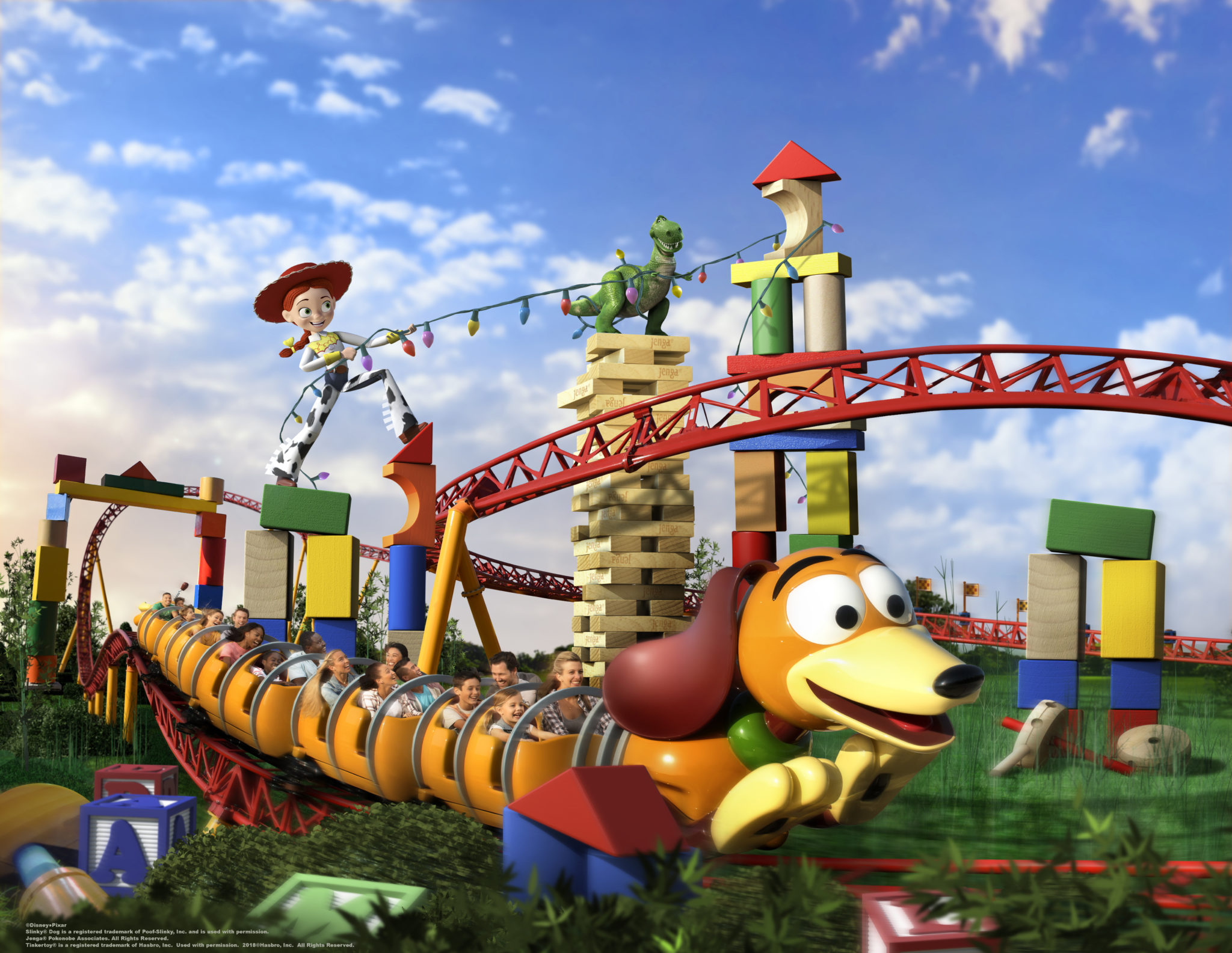 Everything We Know So Far About Slinky Dog Dash In Toy Story