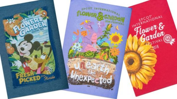 Epcot Flower and Garden Merchandise